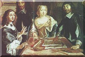 Descartes e Cristina